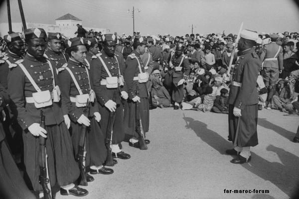 La Garde Royale Marocaine / Moroccan Royal Guard - Page 2 Rabat_11