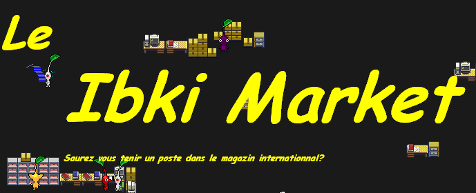 Le Ibki market