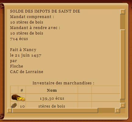 Mairie de Saint Die Mandat12