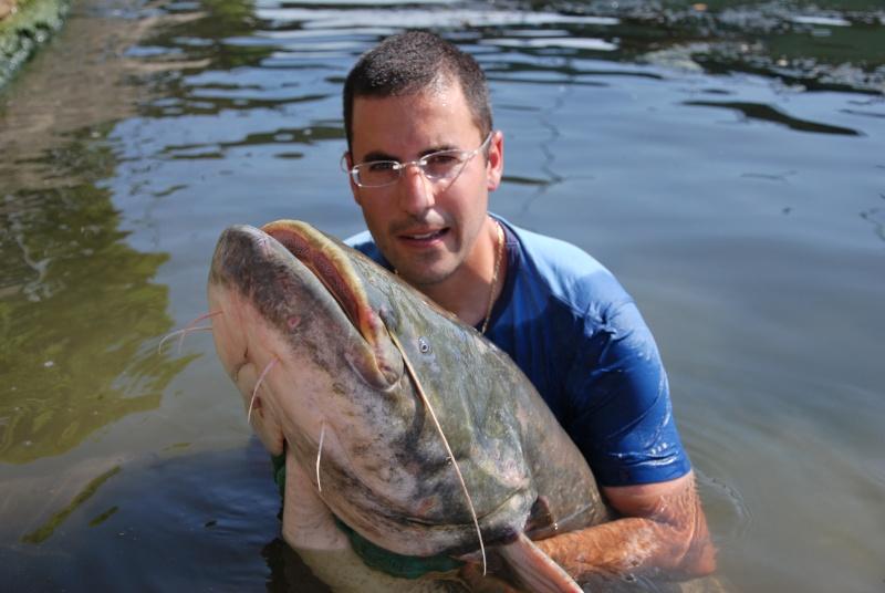 Découverte de la pêche du glane en dérive avec Franky Dsc_0011