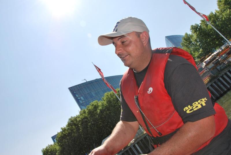 Découverte de la pêche du glane en dérive avec Franky Dsc_0013