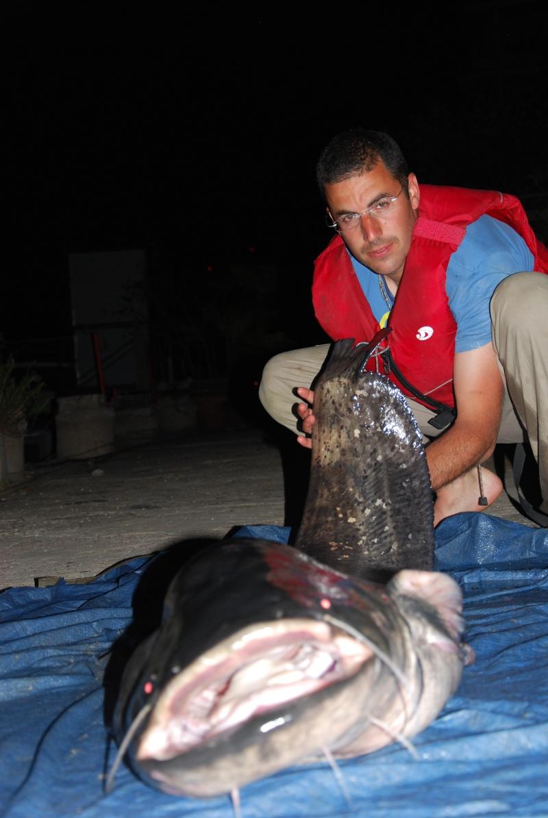 Découverte de la pêche du glane en dérive avec Franky Dsc_0116