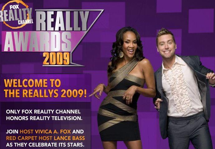 Really Awards 2009 - Oct 17th 8610