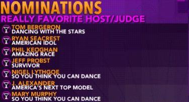 Really Awards 2009 - Oct 17th 8810
