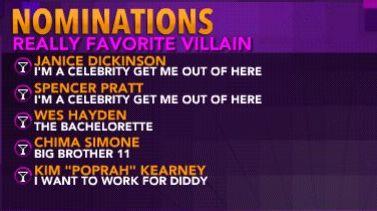 Really Awards 2009 - Oct 17th 9110