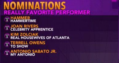Really Awards 2009 - Oct 17th 9310