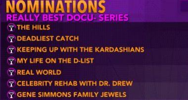 Really Awards 2009 - Oct 17th 9410