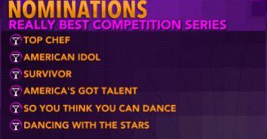Really Awards 2009 - Oct 17th 9510