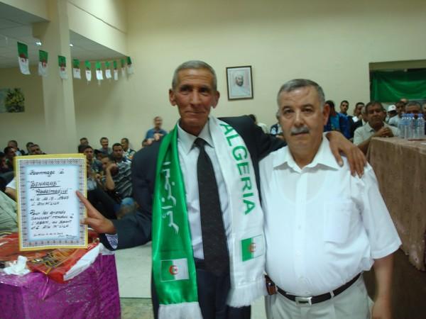 L'amicale des anciens internationaux honore BENARAB ABDELMADJID Ain_m_22