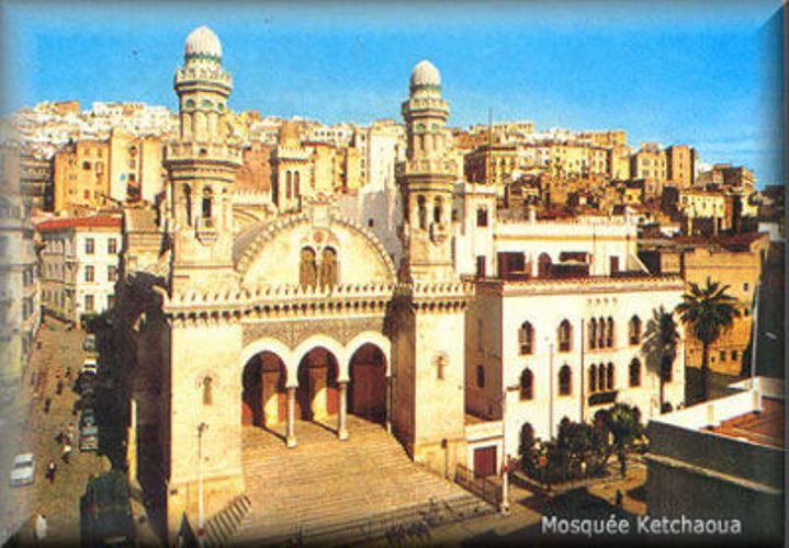 ALGER, UN LIEU, UNE HISTOIRE Djemaa Ketchaoua Mosque10