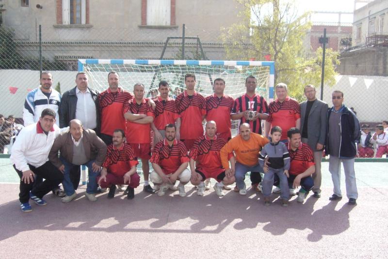 Le  WAM honore les anciens Handballeurs P1040418