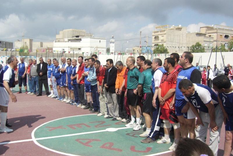 Le  WAM honore les anciens Handballeurs P1040419