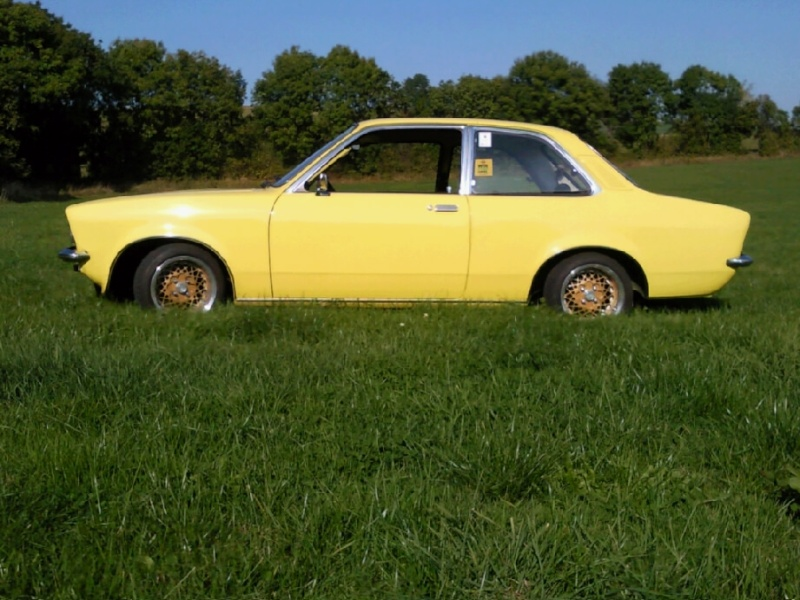 Meine Kadett C Limo Limone11