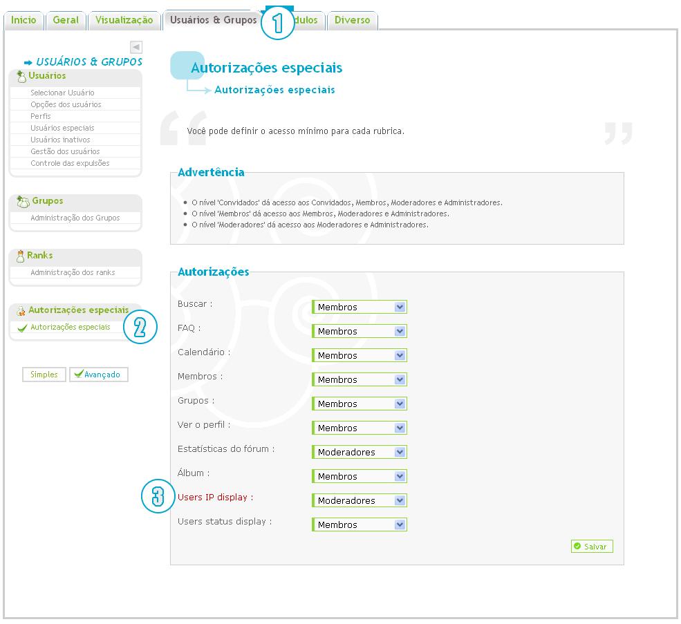 Nova atualização: 25 novas funcionalidades Permis11