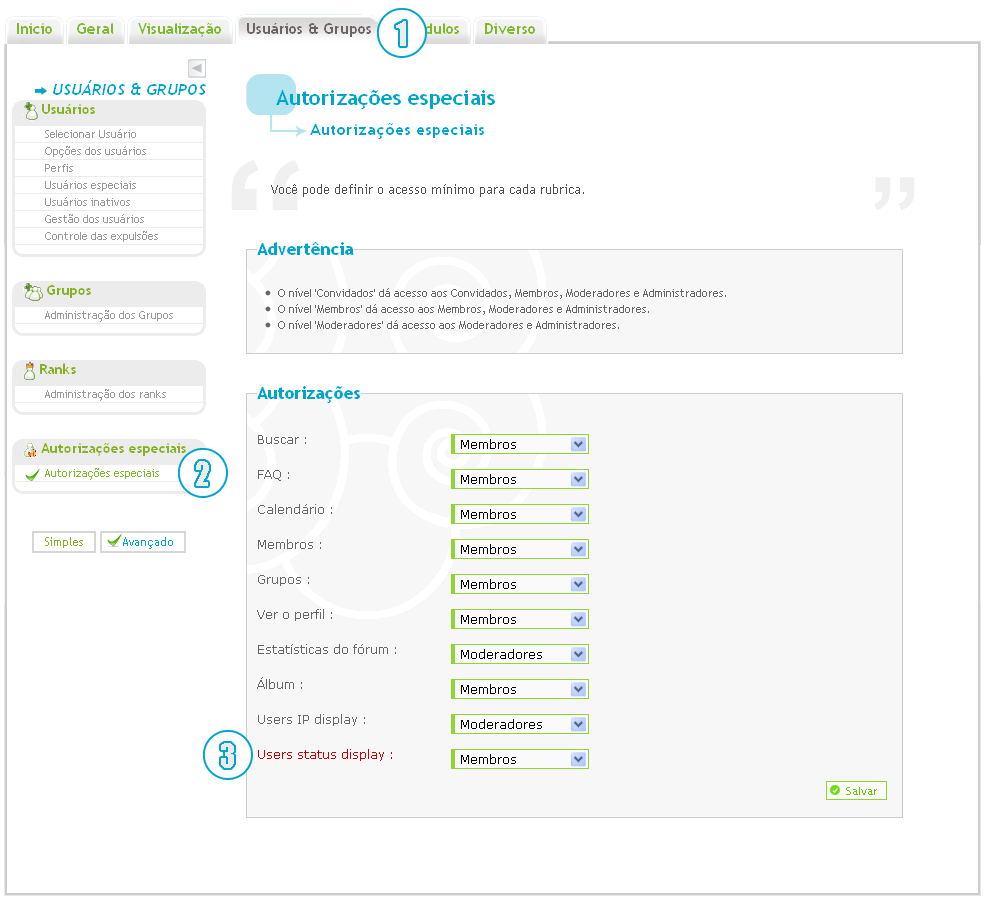Nova atualização: 25 novas funcionalidades Status11