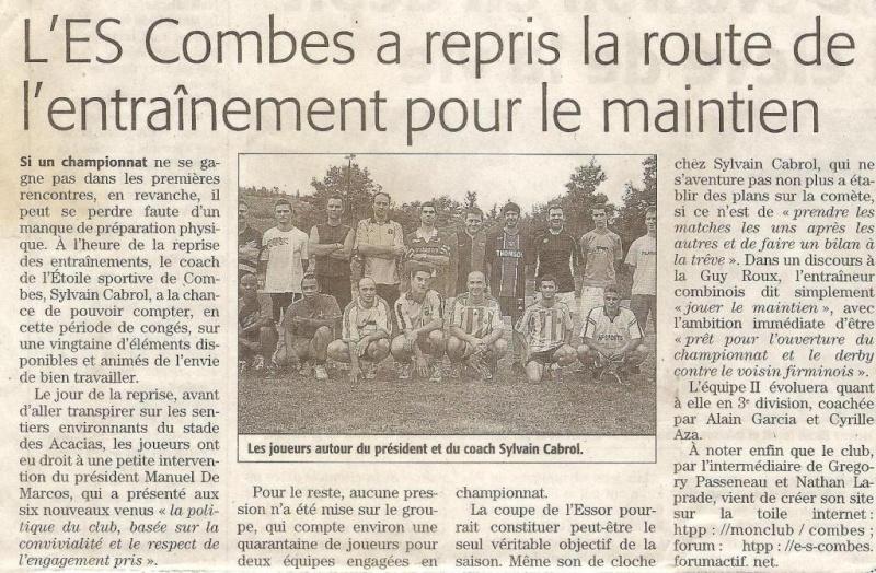 Articles de Midi-Libre Saison 2008-2009 2008_a13