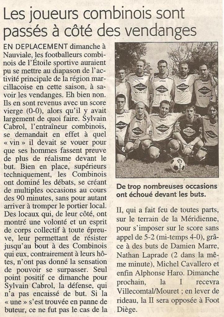 Articles de Midi-Libre Saison 2008-2009 2008_o16