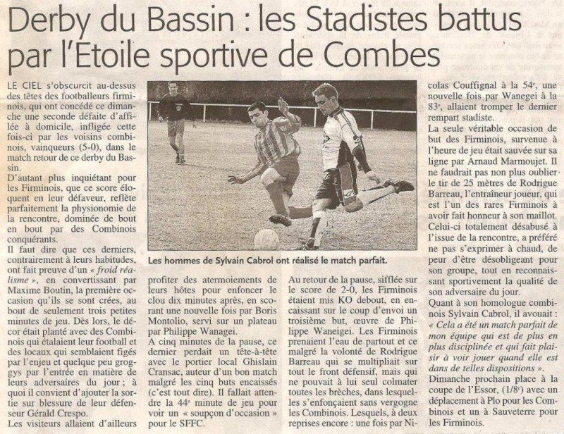 Articles de Midi-Libre Saison 2008-2009 2009_f15