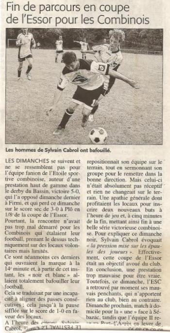 Articles de Midi-Libre Saison 2008-2009 2009_f16