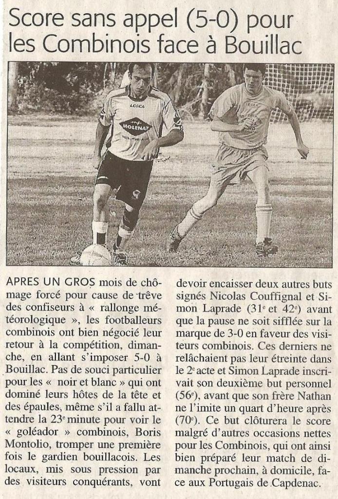 Articles de Midi-Libre Saison 2008-2009 2009_j14