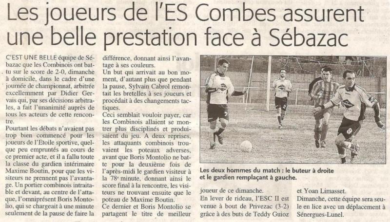 Articles de Midi-Libre Saison 2008-2009 2009_m16
