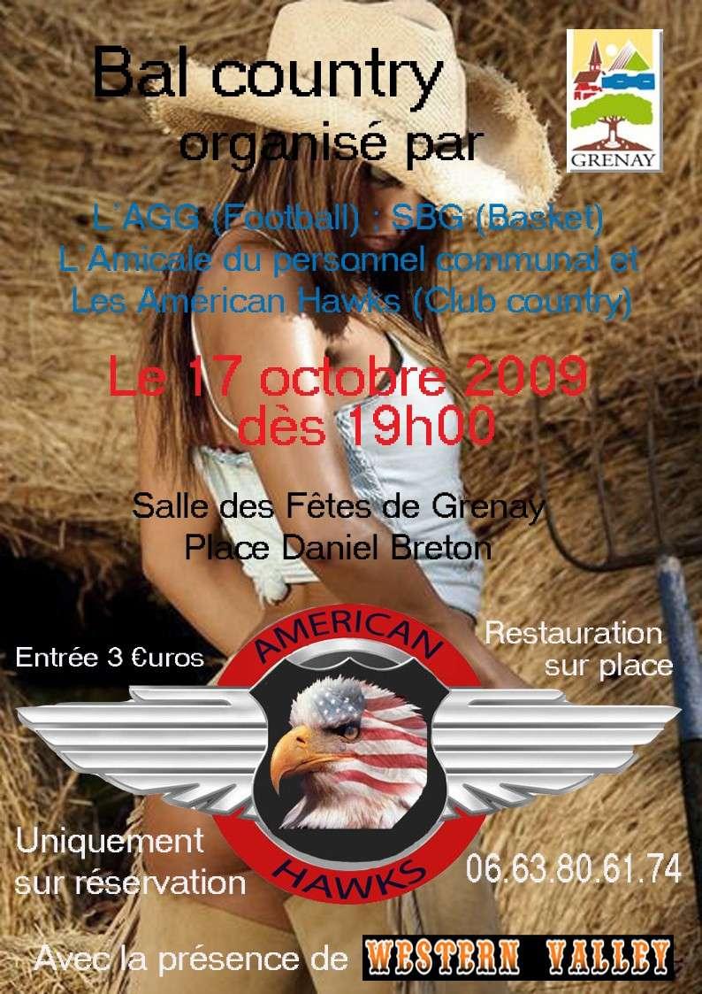 Bal de GRENAY Affich10