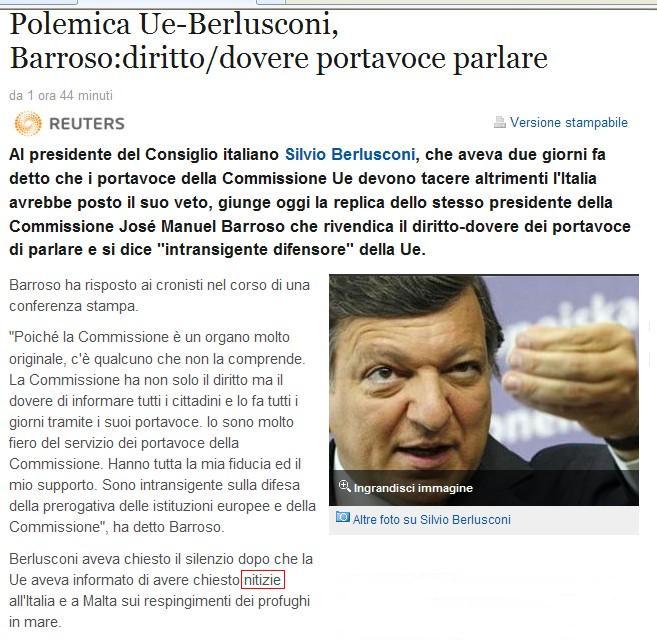 Caccia all'errore.............................. Barros10