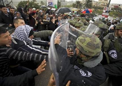 Израиль: история сопротивления сегодня 24_03_10
