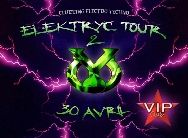 ELEKTRYC TOUR 2 - 30/04/09 - VIP CLUB Elektr10