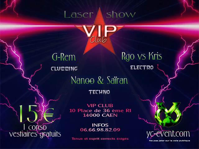 ELEKTRYC TOUR 2 - 30/04/09 - VIP CLUB Elektr11