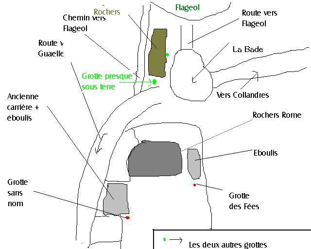 Vallée de la Véronne Grotte11