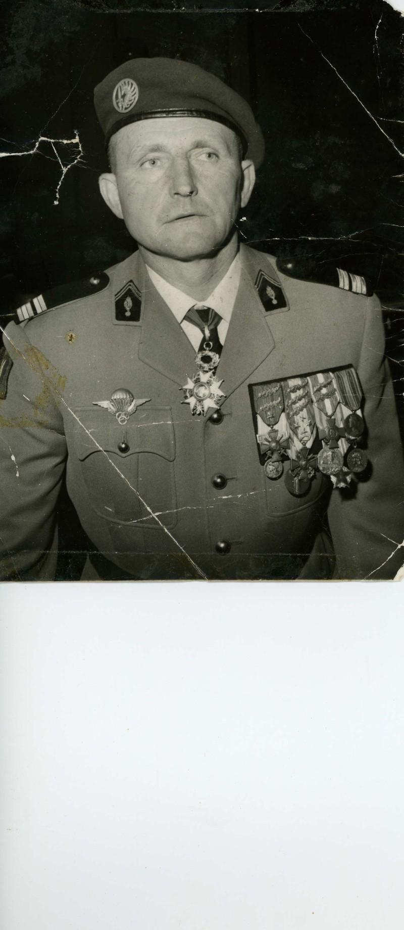 BRECHIGNAC Lnt Col - Cdt 2è Bataillon du 1er RCP à Dien Bien Phu File0210