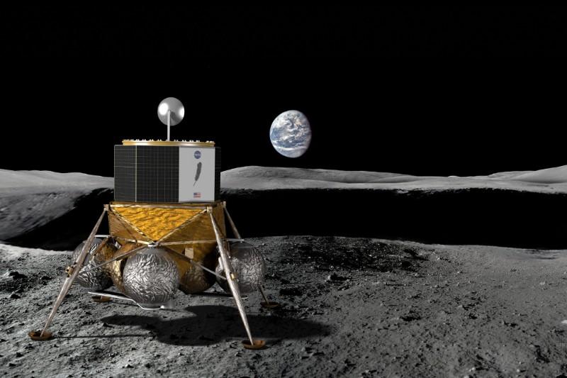 Blue Moon : L'atterisseur lunaire de Blue Origin 26bbc010