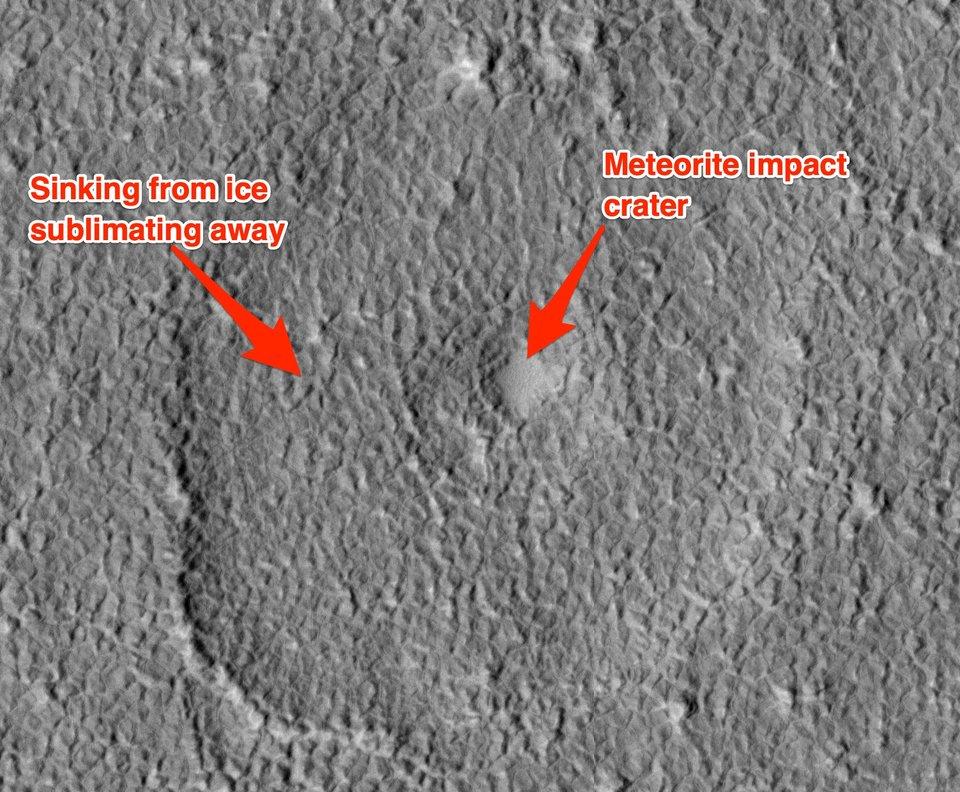 SpaceX recherche des sites d'atterissage sur Mars avec la NASA 5d6ce310