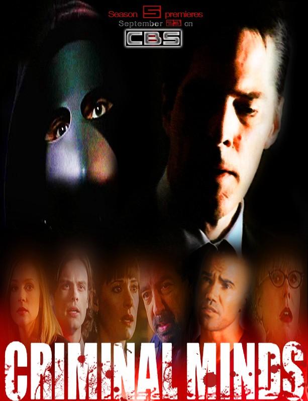 Spoilers Criminal Minds temporada 5 Poster10