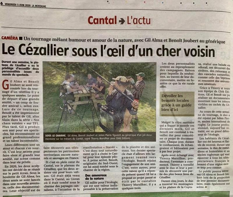 Le Cantal à la TV - Page 14 10336410