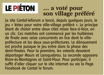 Villes/Villages préférés - Page 2 14749810