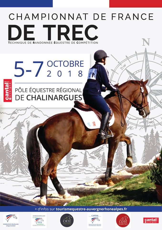 Chapionnnat de France de TREC 43137810