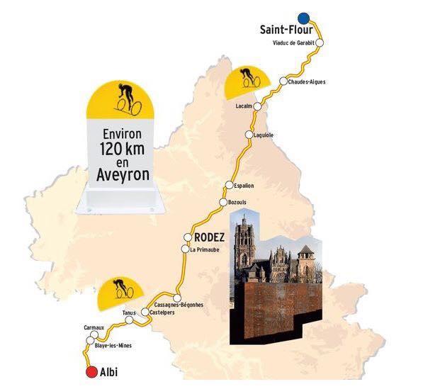 Le Tour de France 2019 de retour dans le Cantal 45184810