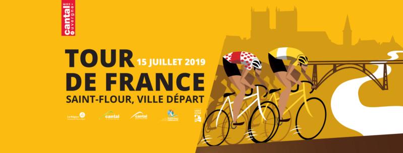 Le Tour de France 2019 de retour dans le Cantal 54268510