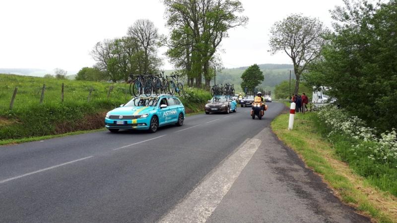 Critérium du Dauphiné 2019 dans le Cantal - Page 4 64436910