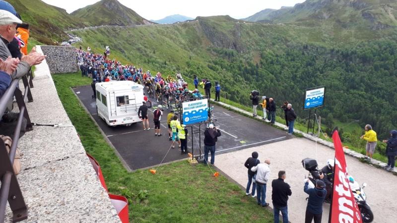 Critérium du Dauphiné 2019 dans le Cantal - Page 4 64811210