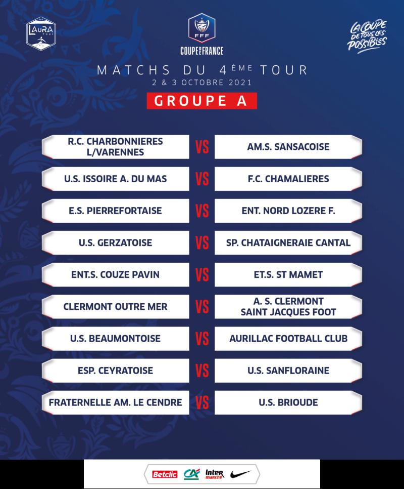 Coupe de France 2021/2022 A-110