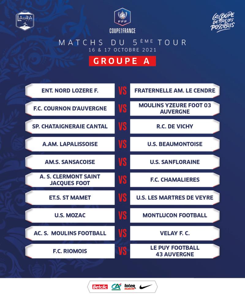Coupe de France 2021/2022 A10