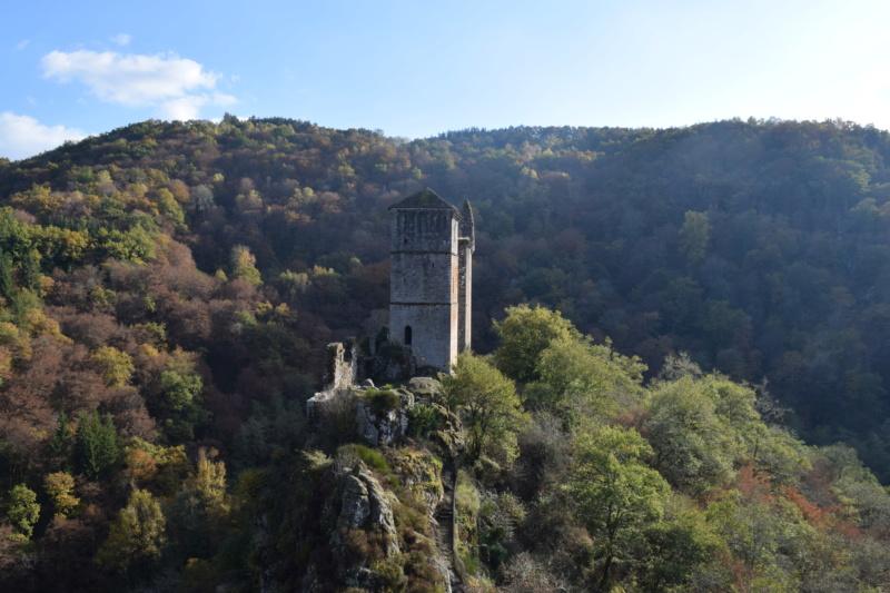 Les Tours de Merle (Corrèze) Dsc_1110