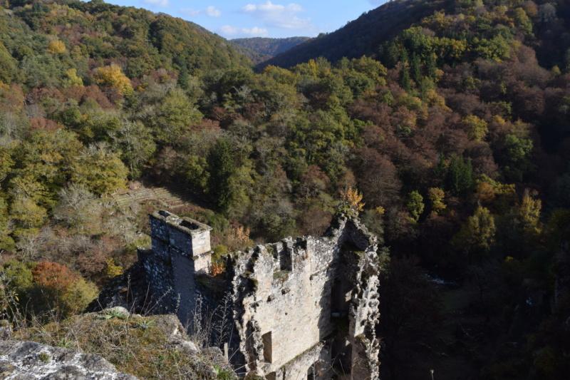 Les Tours de Merle (Corrèze) Dsc_1111