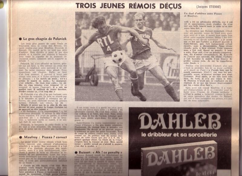 Le Stade dans les 60's - Page 21 F1110