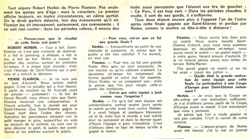 Le Stade dans les 60's - Page 21 F810
