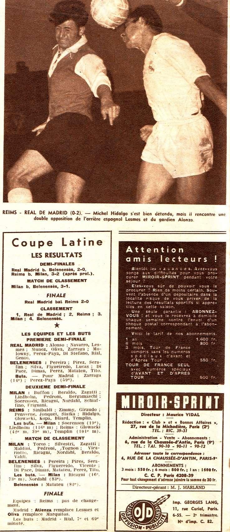 Le Stade dans les 60's - Page 21 Lat1010