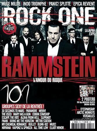 Rock One #.57 Septembre 2oo9 L_8bc410